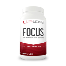 Focus with Caffeine (60 Capsules)