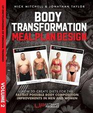 Body Transformation Meal Plan Design