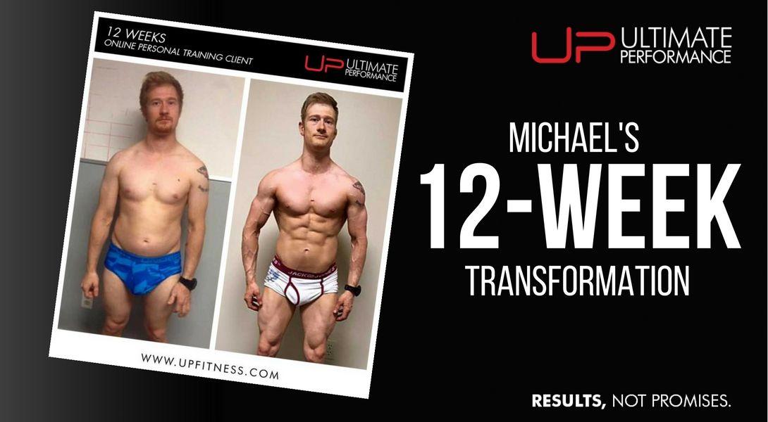 12-week transformation