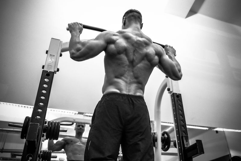 How to Build the Ultimate Back - UP Fitness