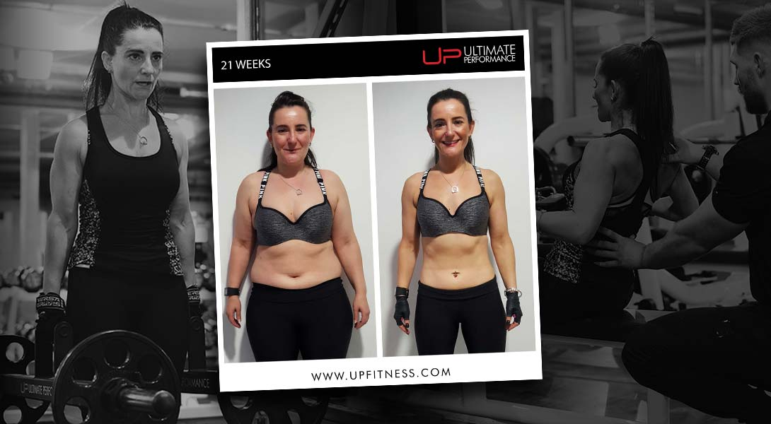 Business Manager Drops 3 Dress Sizes in Just 21 Weeks