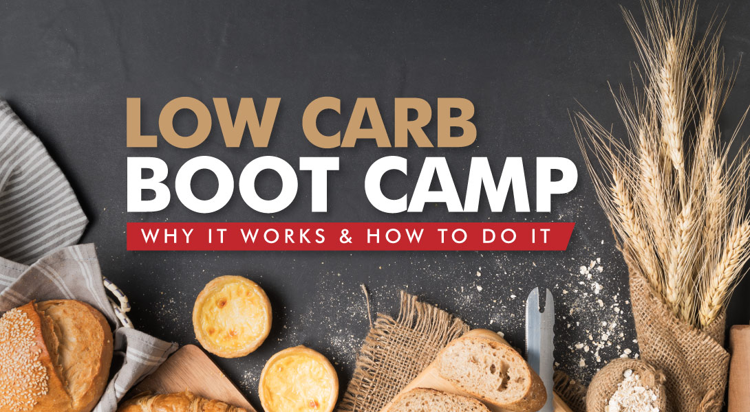Low carb bootcamp ultimate Performance