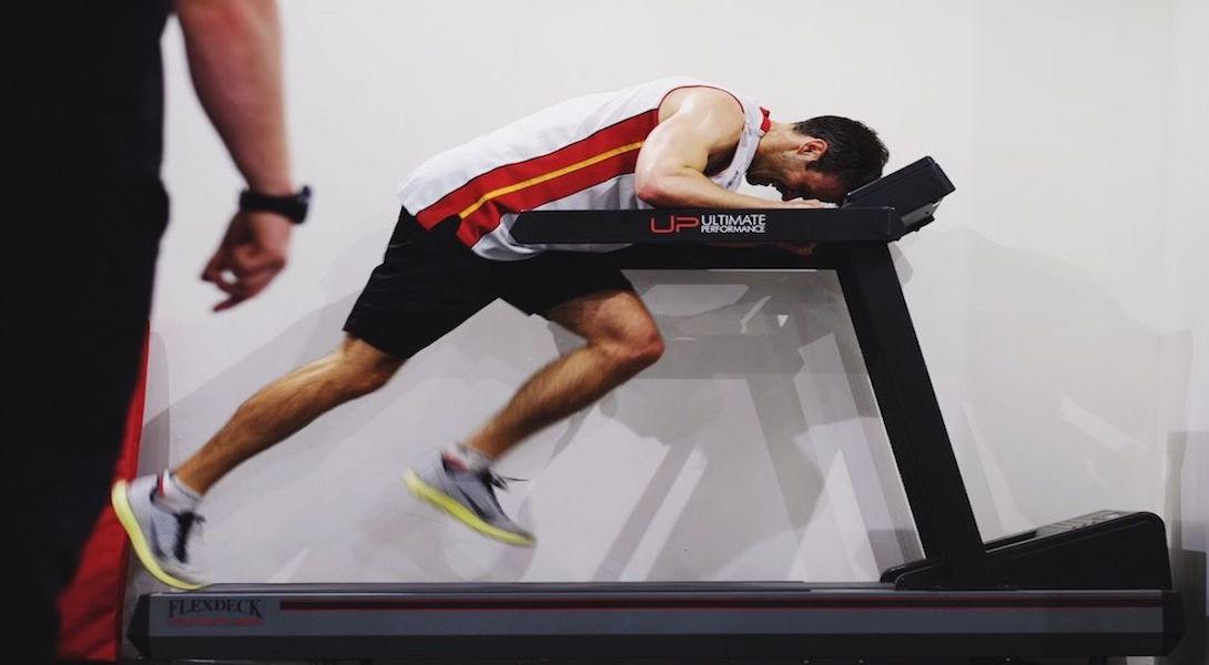 Cardio sprints