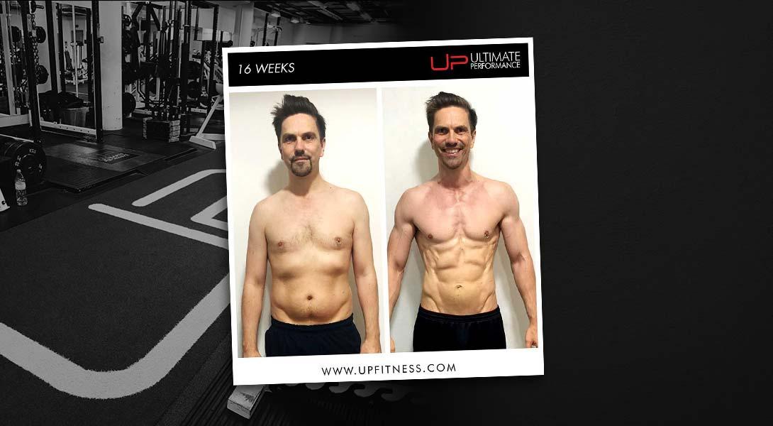 16-week transformation