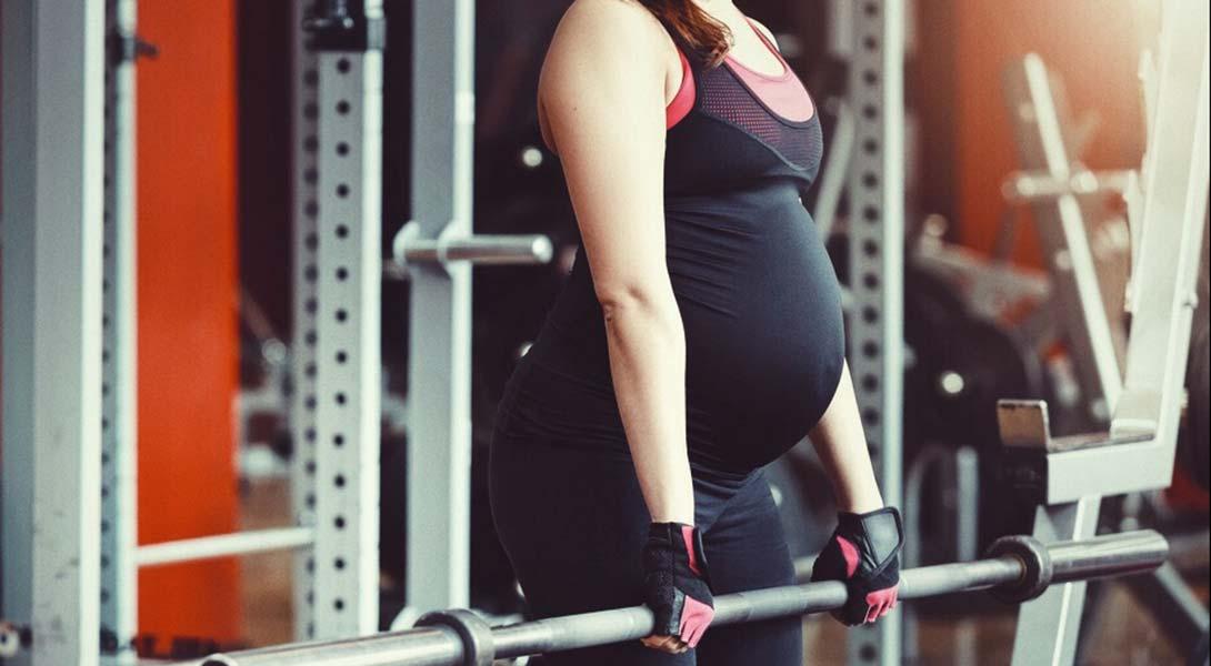 Pregnant lifter