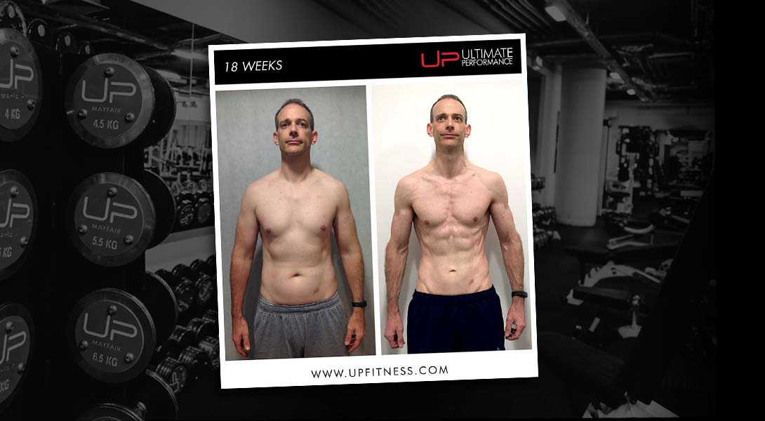 18-week transformation