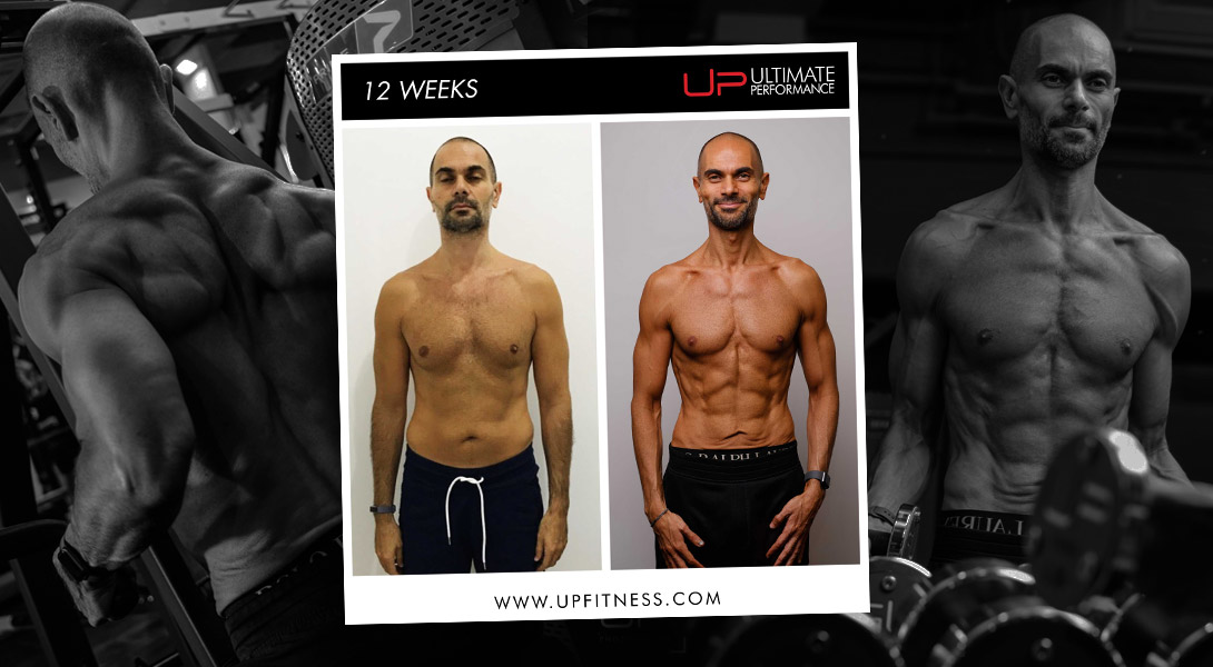 Fadi transformation ultimate performance dubai