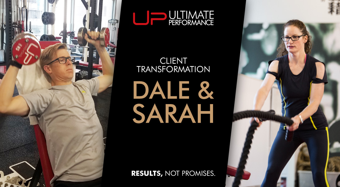 Sarah and Dale transformation