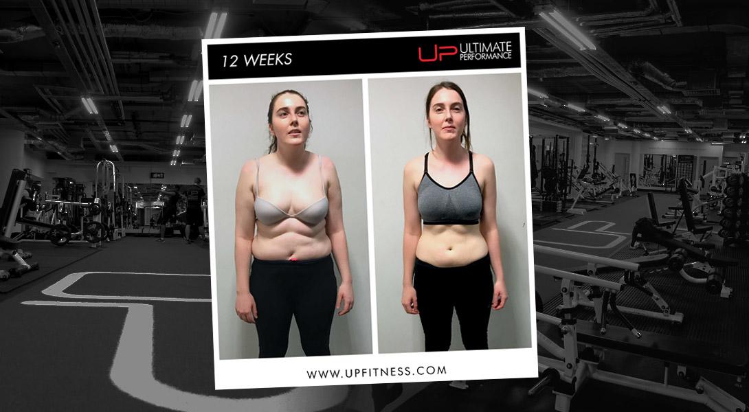 12-week body transformation