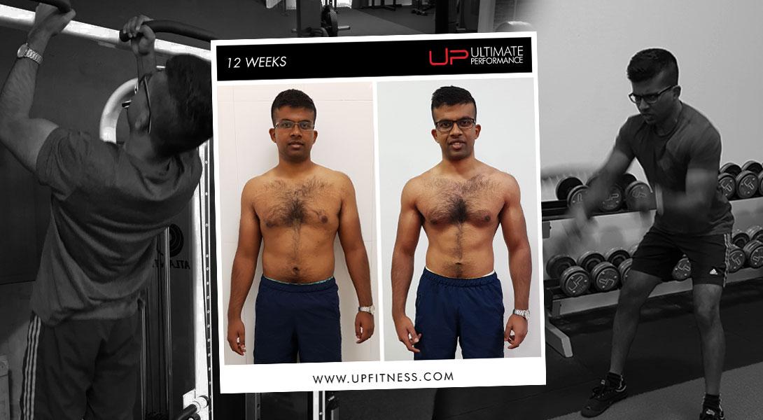 Nishant 16-Week Body Transformation Ultimate Performance