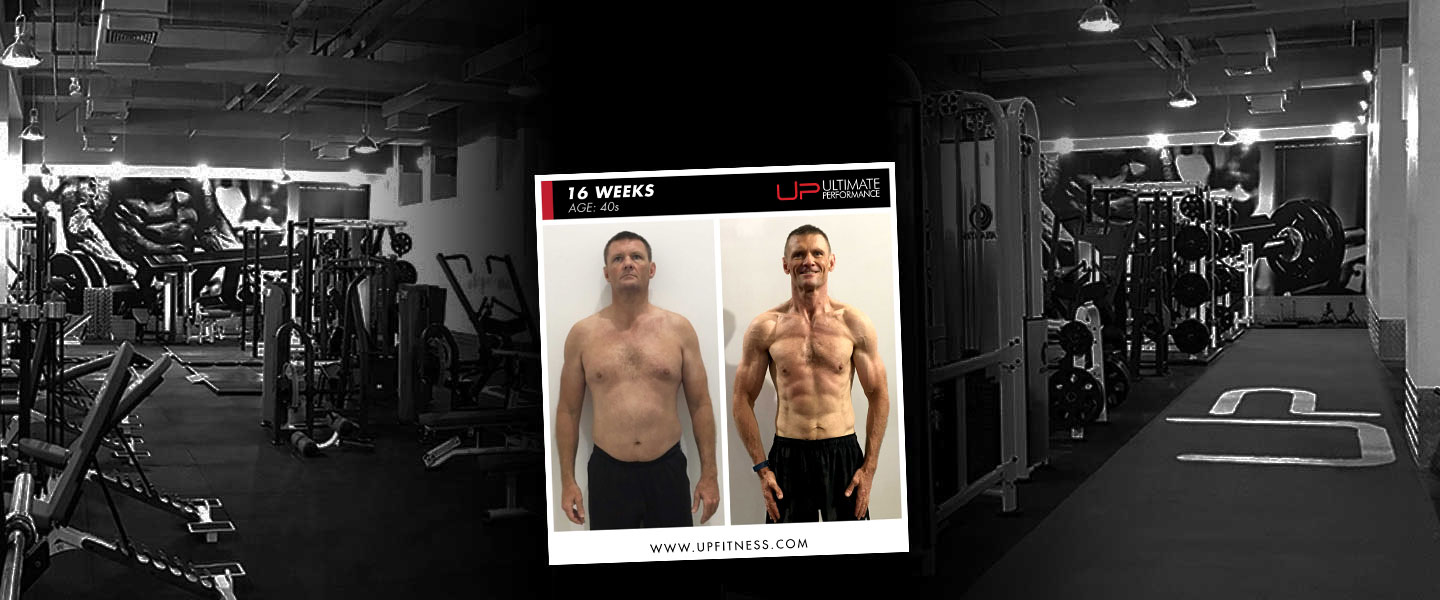 Warren body transformation Ultimate Performance