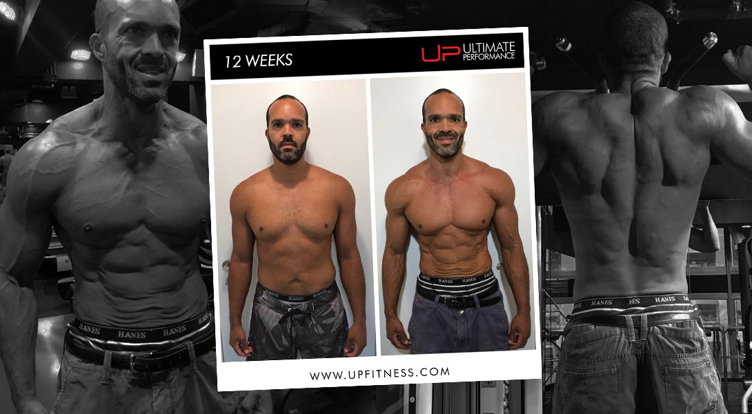 David six-pack transformation Ultimate Performance