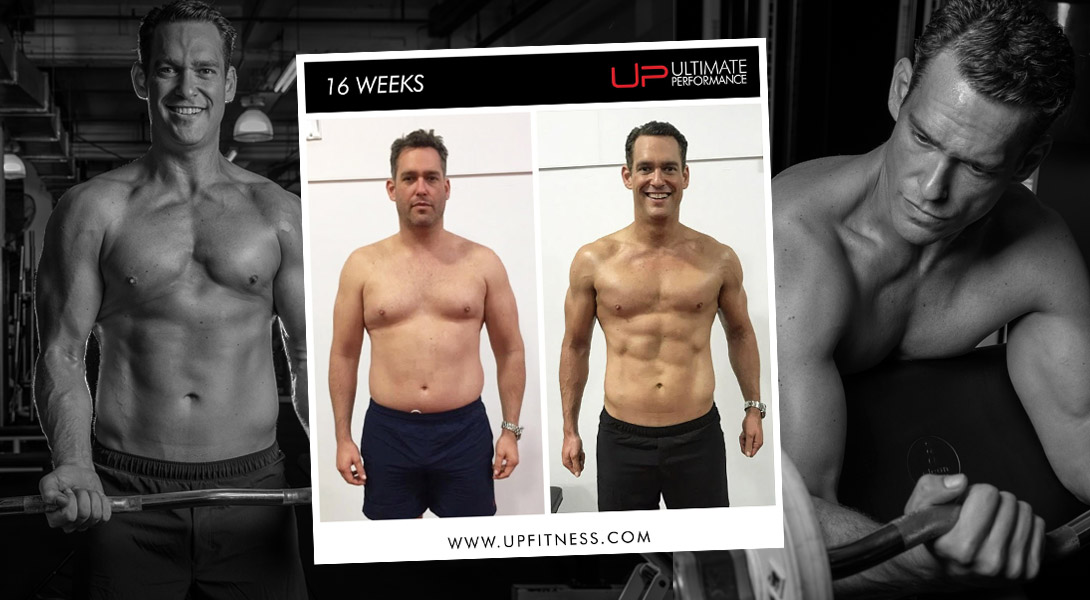 Daniel 16-week transformation UP