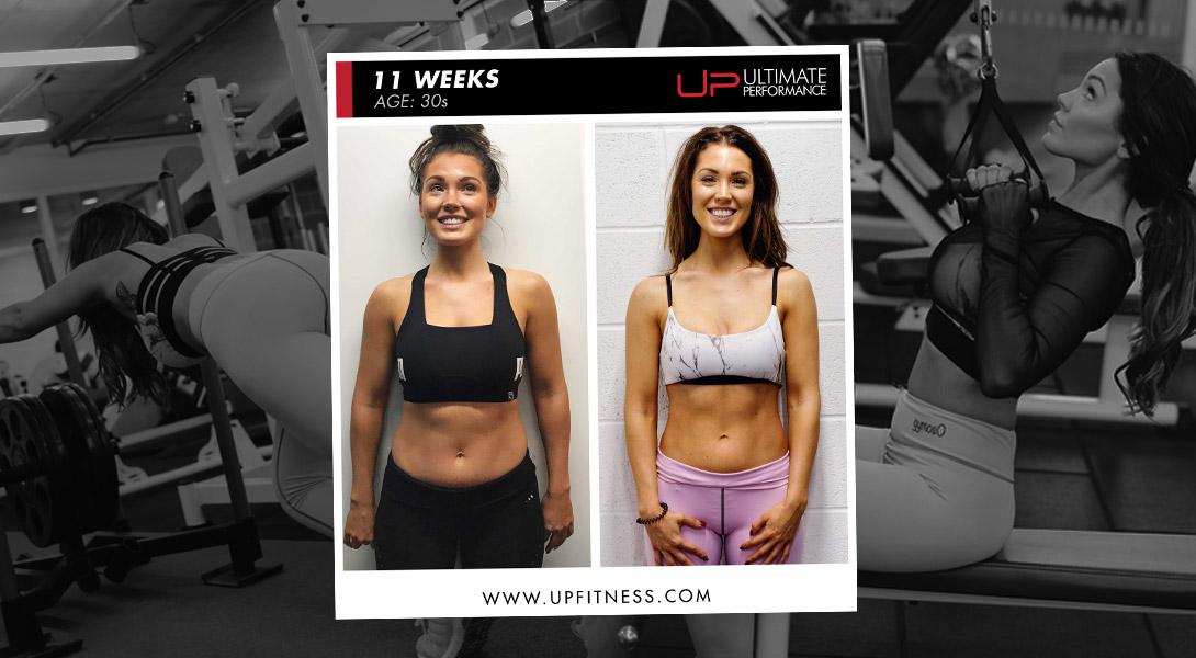 Sam Ultimate Performance body transformation
