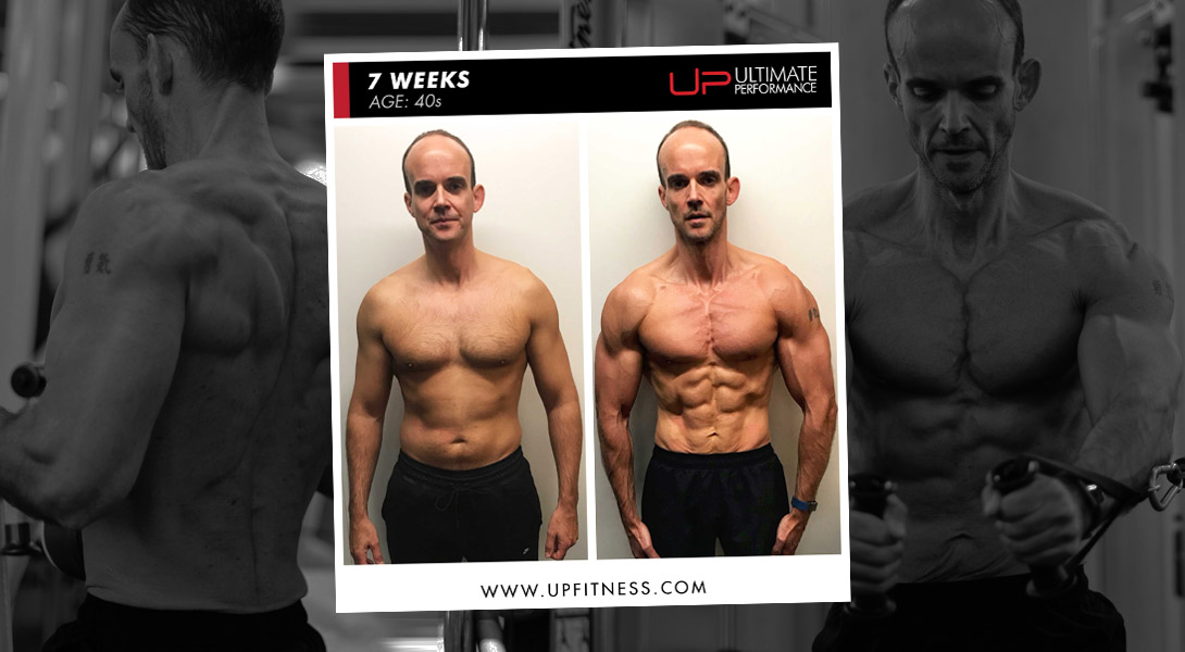 Scott 7-week transformation