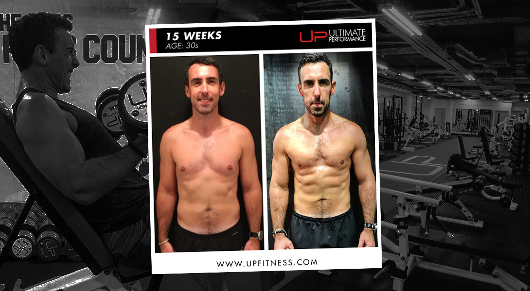 Andrew 15-week transformation