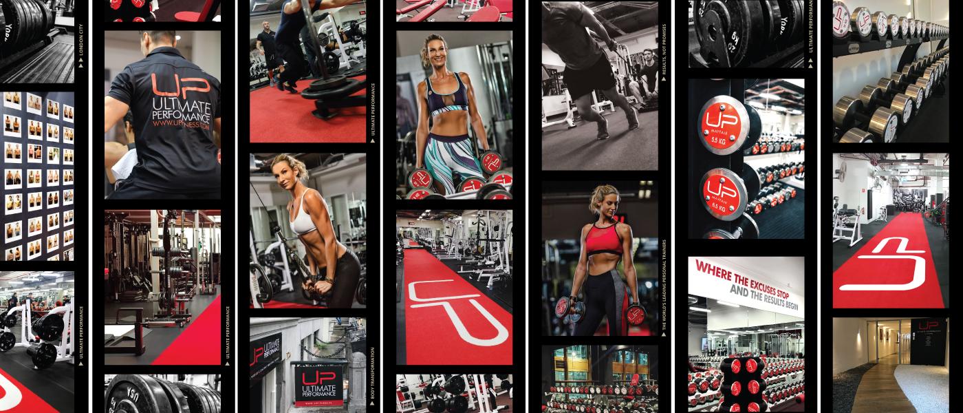 Zrinka body transformation Ultimate Performance