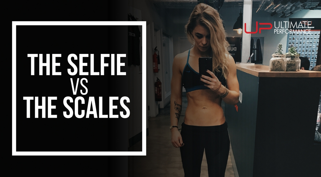 The Selfie vs The Scales