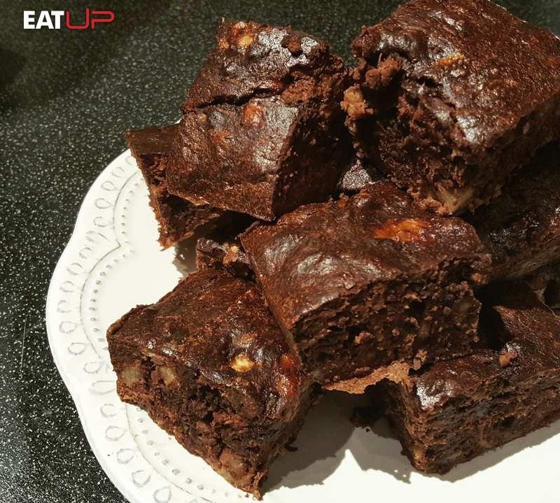 Five-Ingredient Chocolate Protein Banana Bread Bites