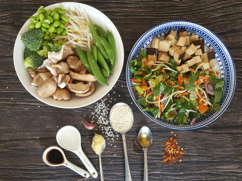 tofu proteinindhold