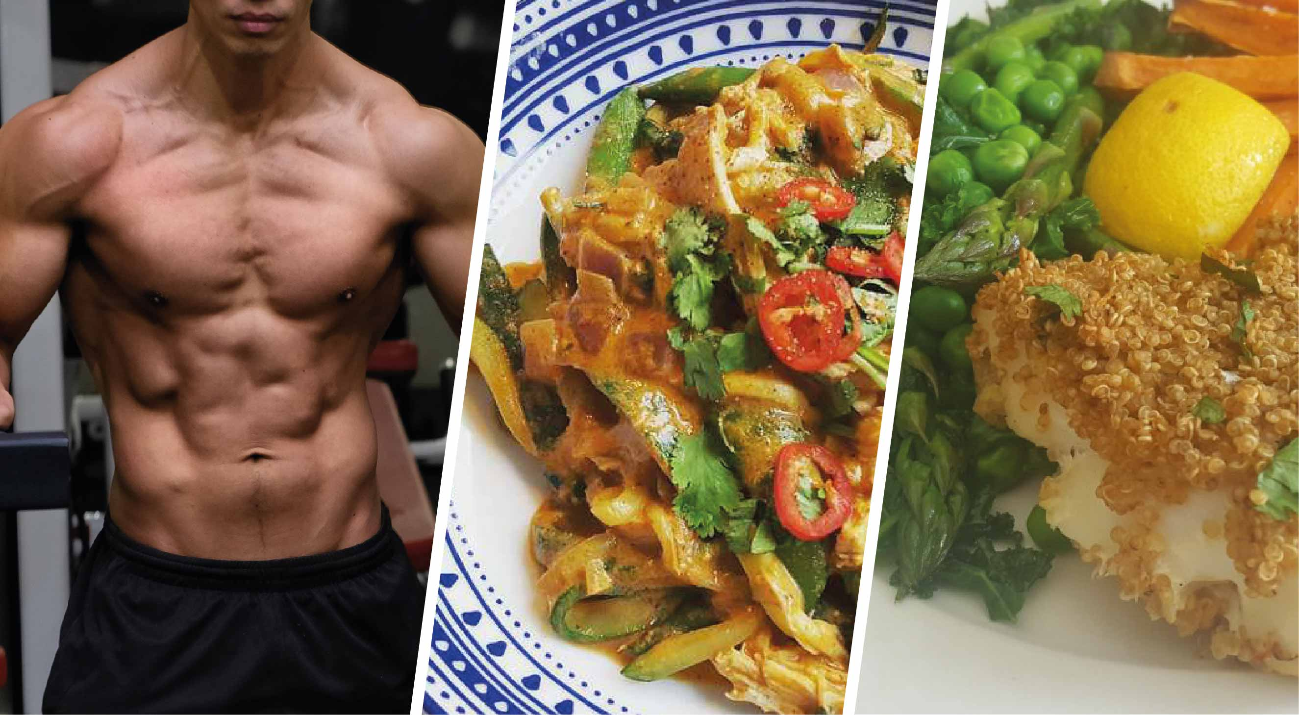 Top 5 dinner recipes for a body transformation diet up fitness recipes top 5 transformation dinners forumfinder Gallery