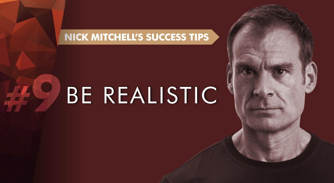 Nick Mitchell success