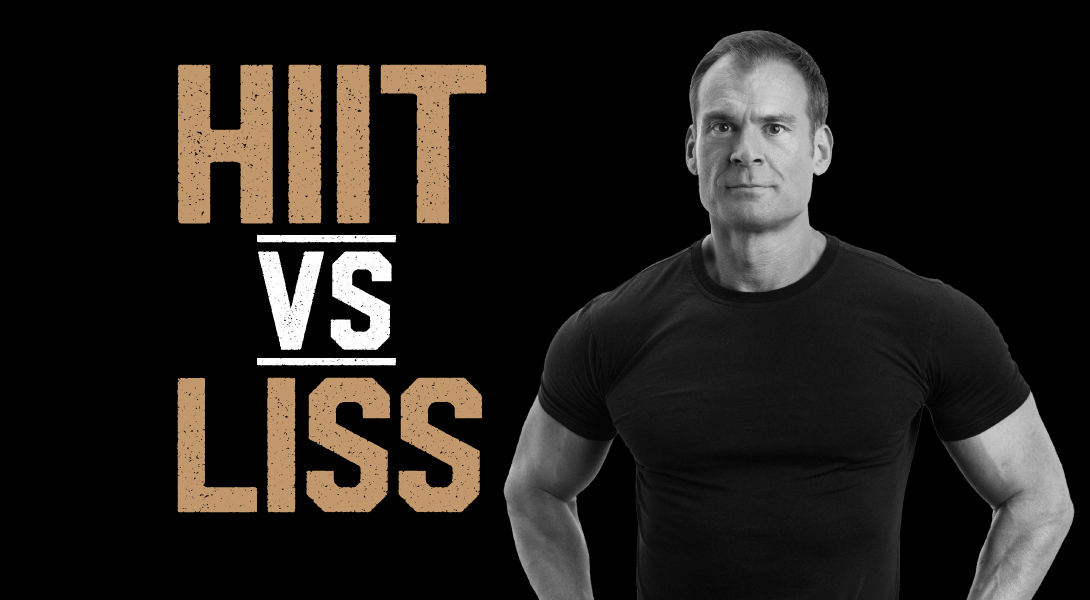 Nick Mitchell HIIT vs LISS