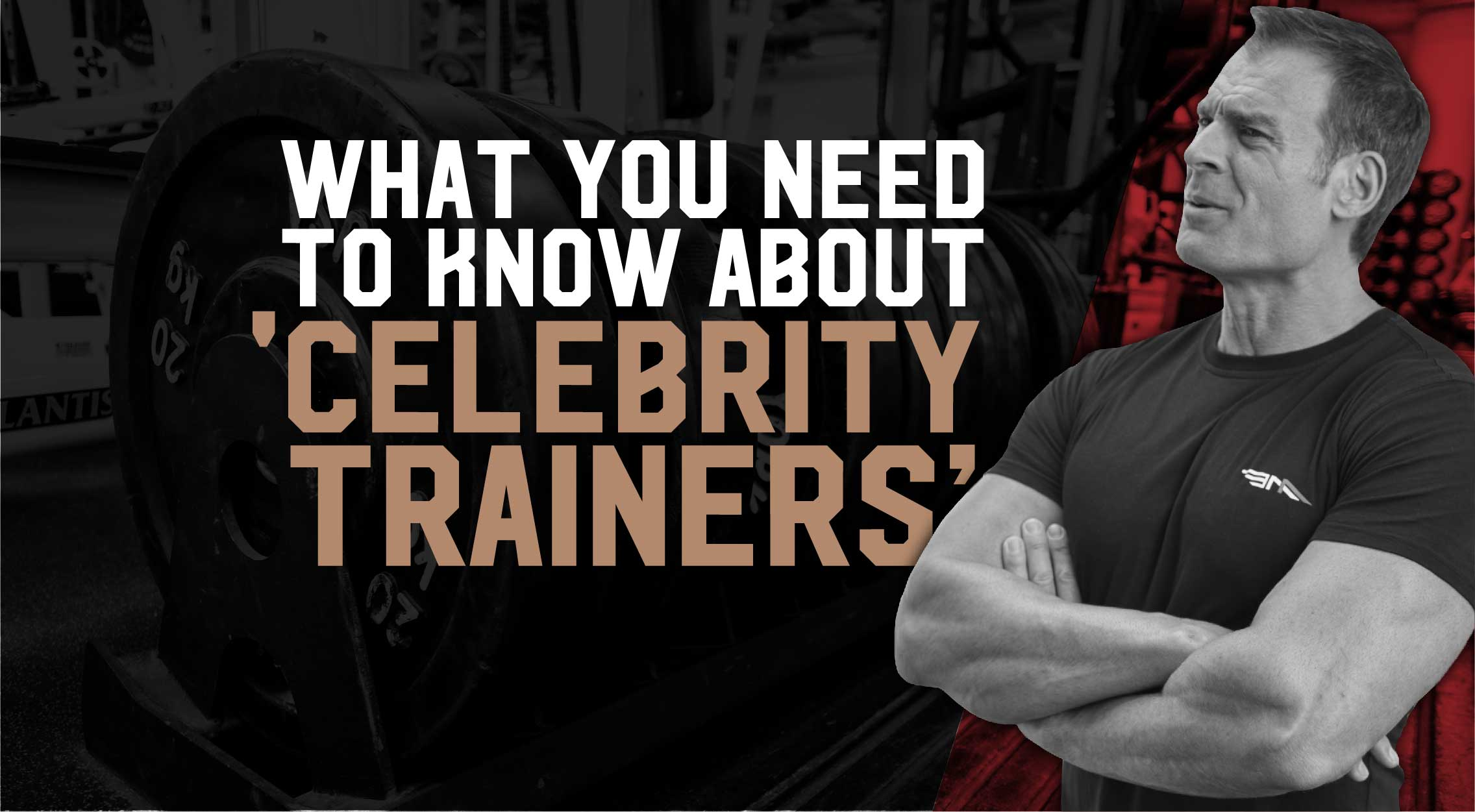 Ultimate Performance CEO Nick Mitchell on celebrity trainers