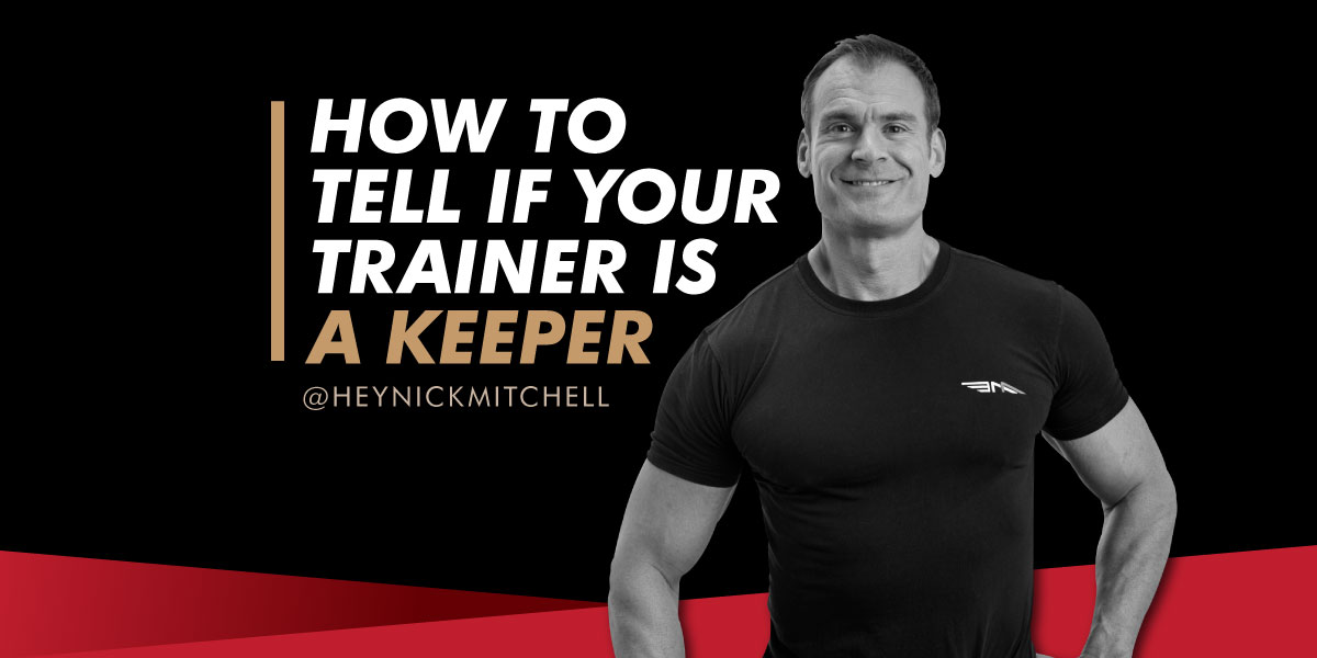 Nick Mitchell personal trainer