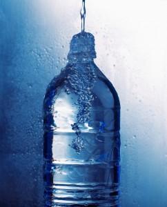 bottled water - UP
