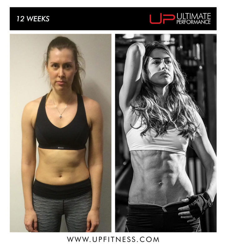 12 week transformation Ultimate performance