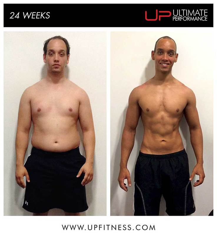 24 week body transformation