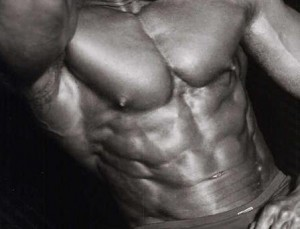 Nick Mitchell Abs