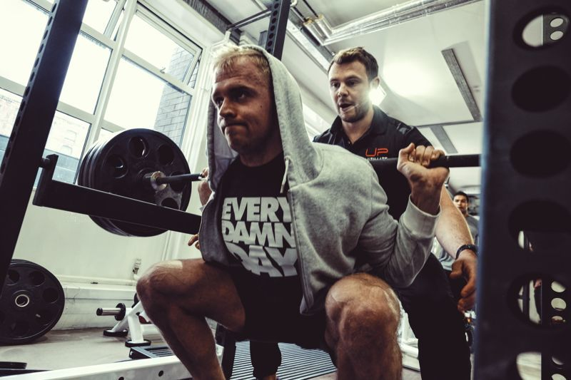 Manchester Ultimate Performance Leg Day
