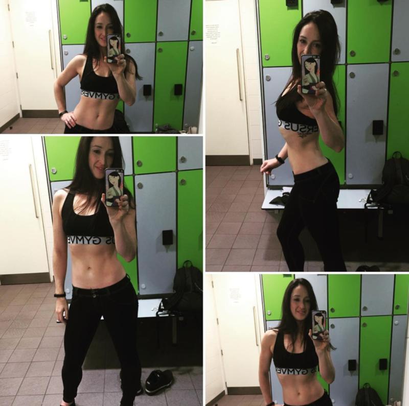 victoria ferris 12 months after her transformation