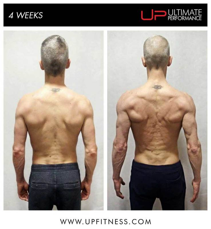 Four-week transformation