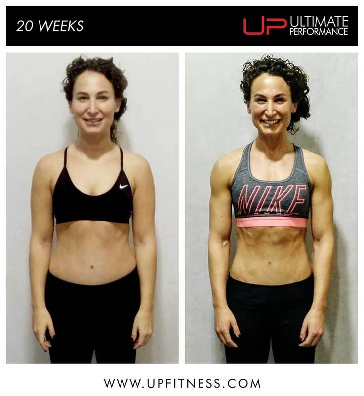 20-week transformation