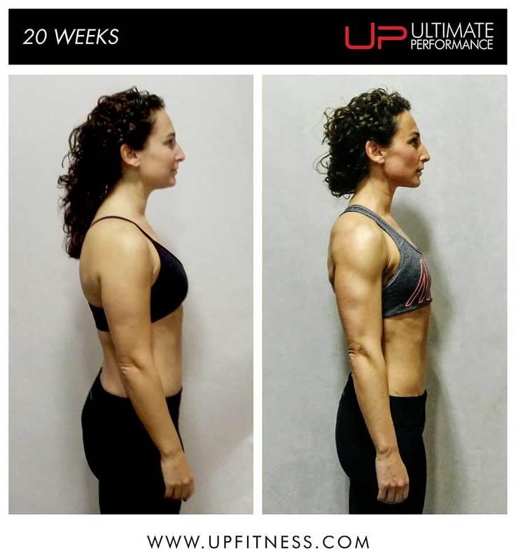 transformation 20-week