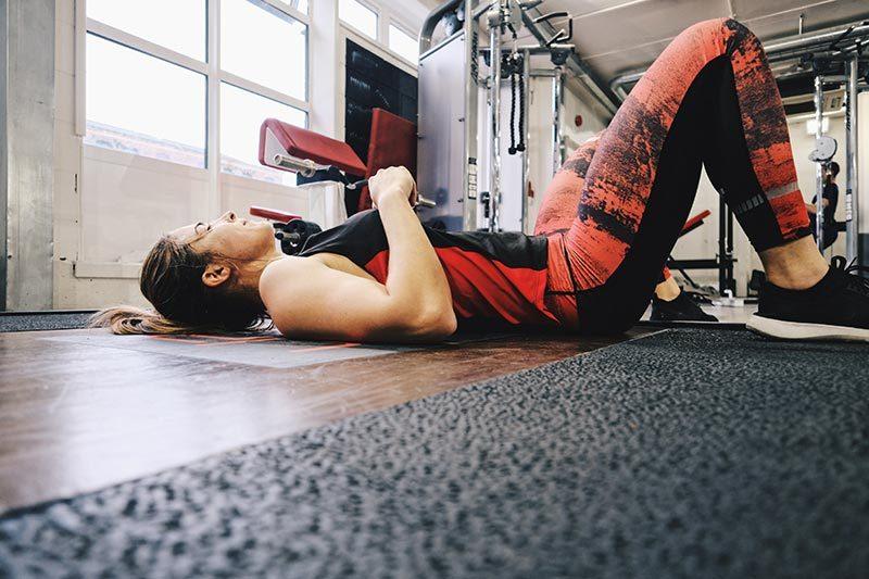 fatigue gym