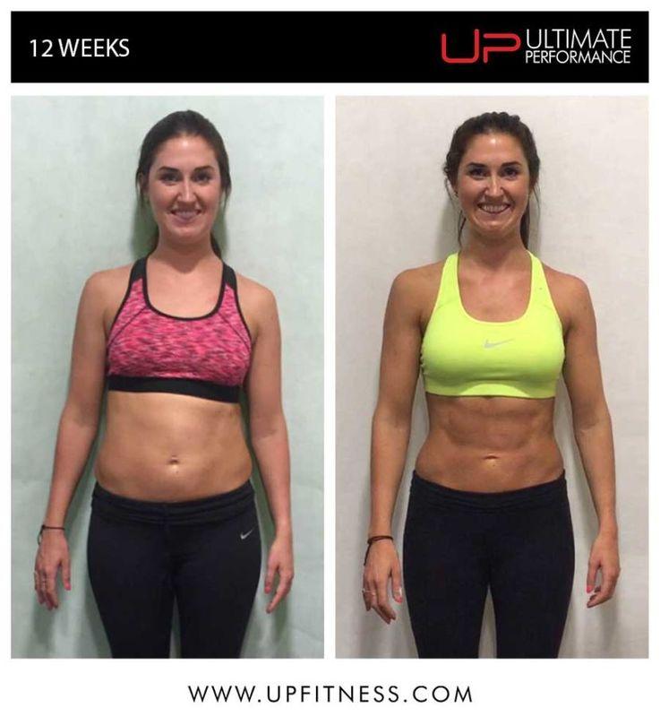 camilla 12 week transformation