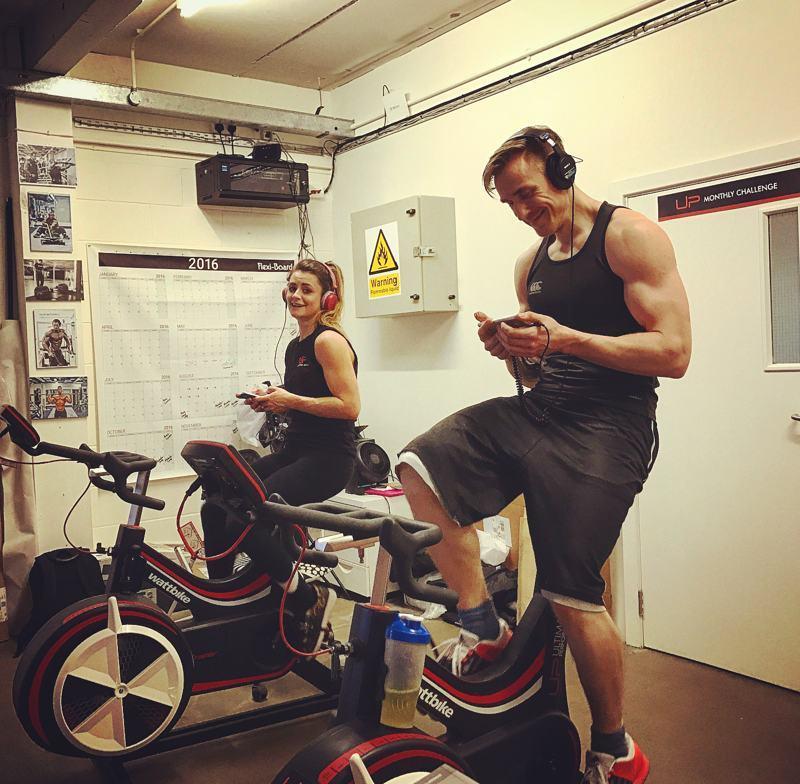 watt bike cardio