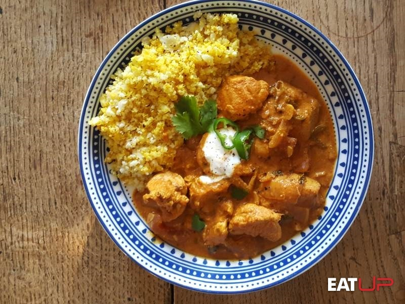 Weight loss guide for Ramadan - curry