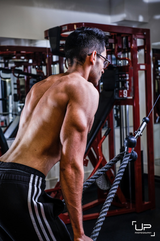 Weight loss guide for ramadan - tricep extensions
