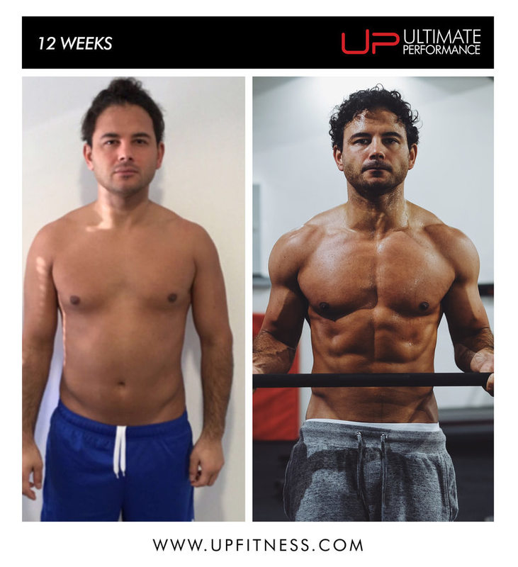 12 Weeks Fat Loss - Muscle Gain Ryan Thomas UP
