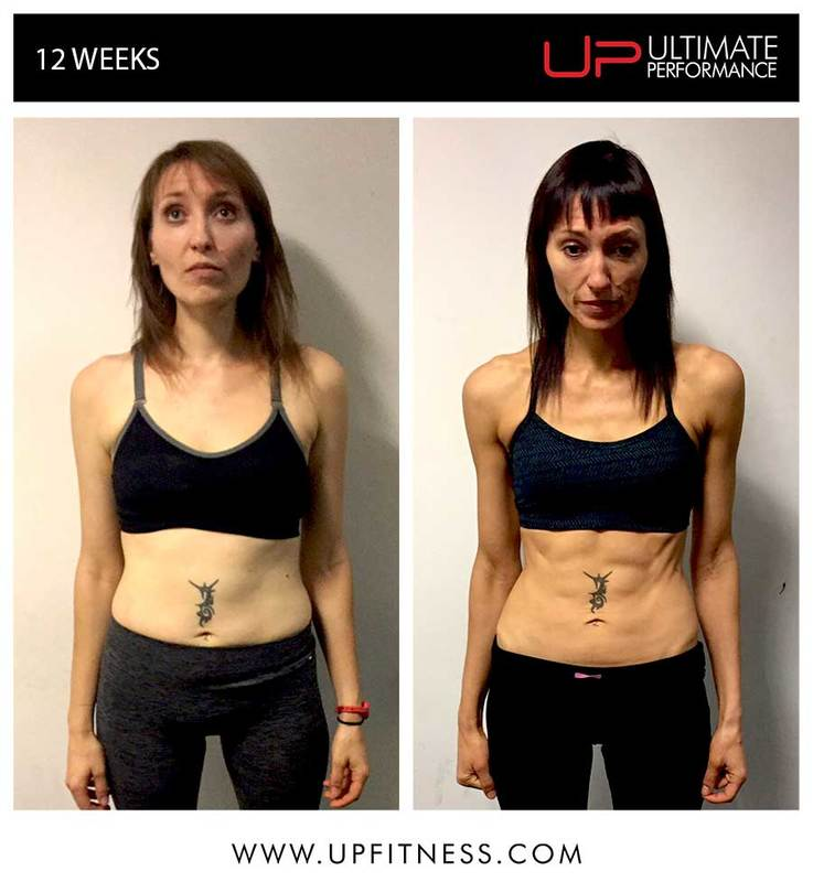 Vegan muscle building body transformation - UP Fitness