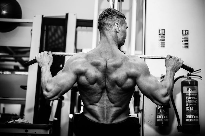 3 Workouts For Building a Huge Upper Back - UP Fitness