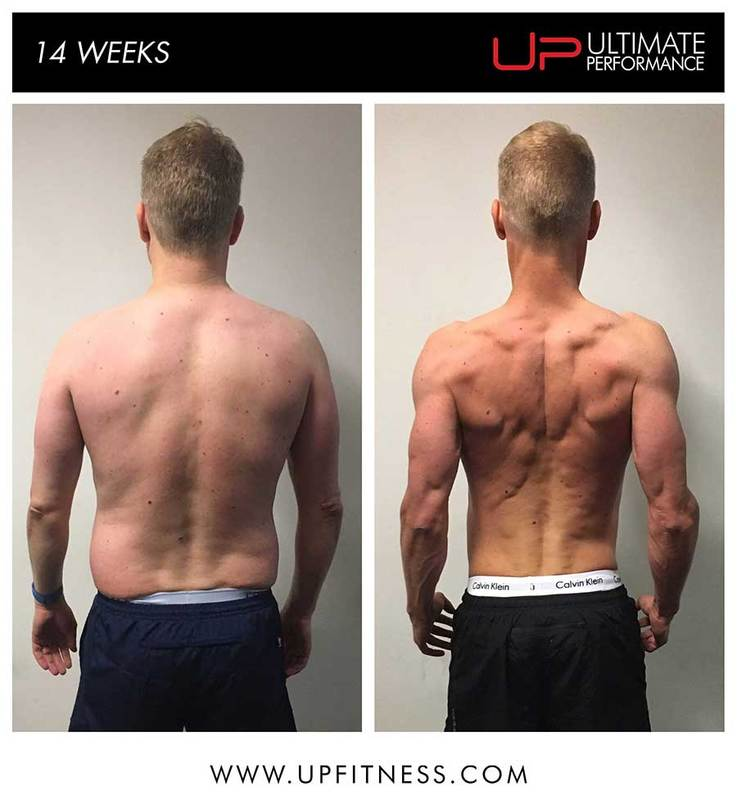 Neil 14-week transformation