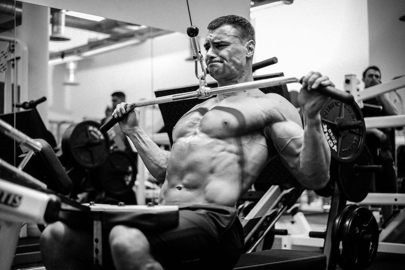 5 Muscle Building Training Splits Explained - UP Fitness