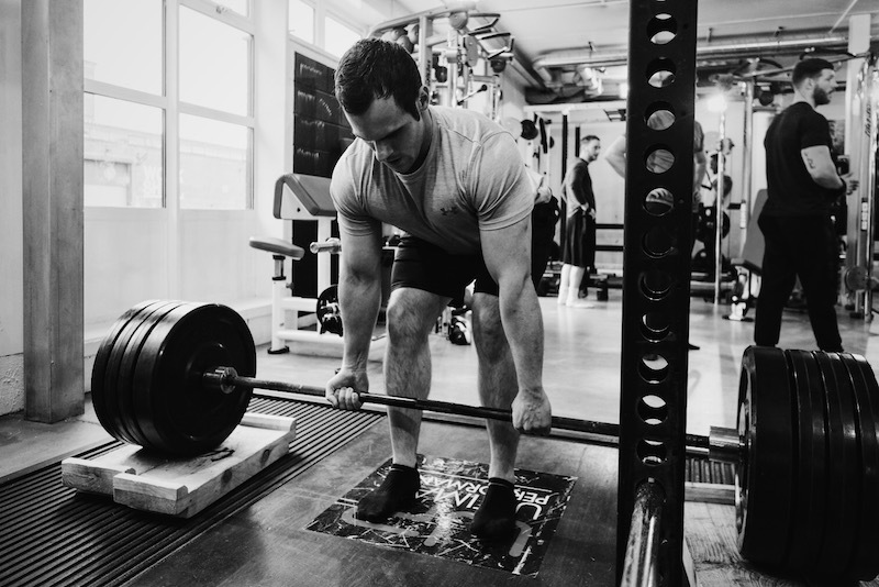 Deadlift Ultimate Performance