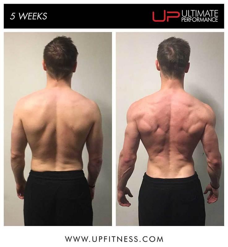 Ryan 5-week transformation